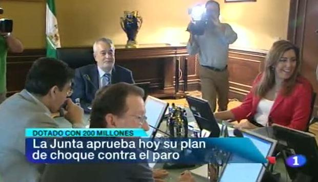 Noticias Andaluc&iacute;a - 26/07/12