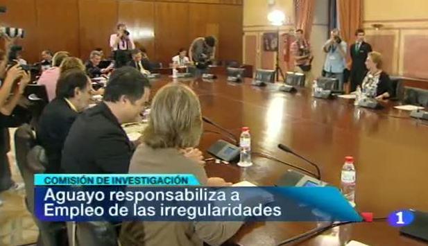 Noticias Andalucía - 29/08/12