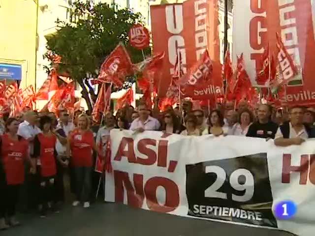 Noticias Andalucía - 29/09/10