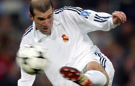 La novena con golazo de Zidane