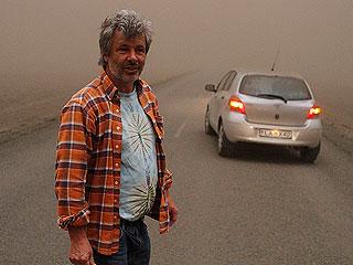 Ver v?deo  'La nube de cenizas del volcán islandés podría llegar a España el jueves'