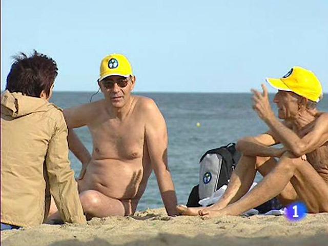 ¿Te acuerdas? - Nudismo en playas de España