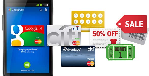 La nueva aplicación, Google Wallet, permitirá el pago con teléfonos móviles de Android