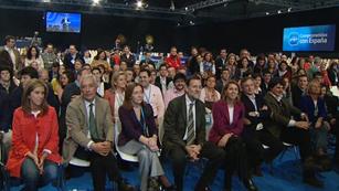 Ver vídeo  'La nueva dirección del PP se reúne por primera vez'