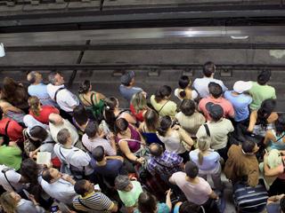 Ver v?deo  'Nueva jornada de huelga en el Metro de Madrid'