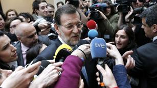 Ver vídeo  'Nueva jornada negra para la prima de riesgo española'