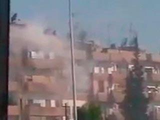 Ver vídeo  'Nueva ofensiva del Ejército en Homs, en el centro de Siria'