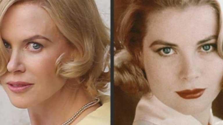 Nicole Kidman transformada en Grace Kelly no satisface al principado de Mónaco