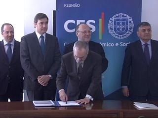 Ver vídeo  'Nueva reforma en Portugal, ahora en el plano laboral'