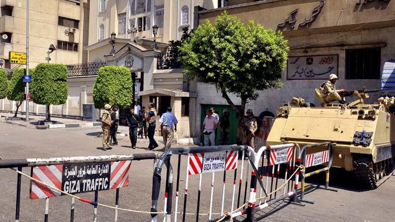 Los islamistas convocan una nueva semana de la ira en Egipto