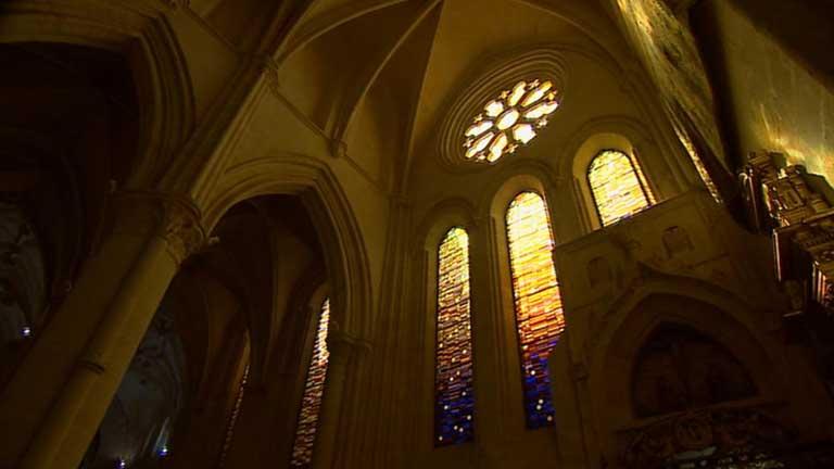 Acompañamos a José María Peridis a la Catedral de Cuenca