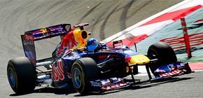 Nueva victoria de Vettel ante un impotente Alonso