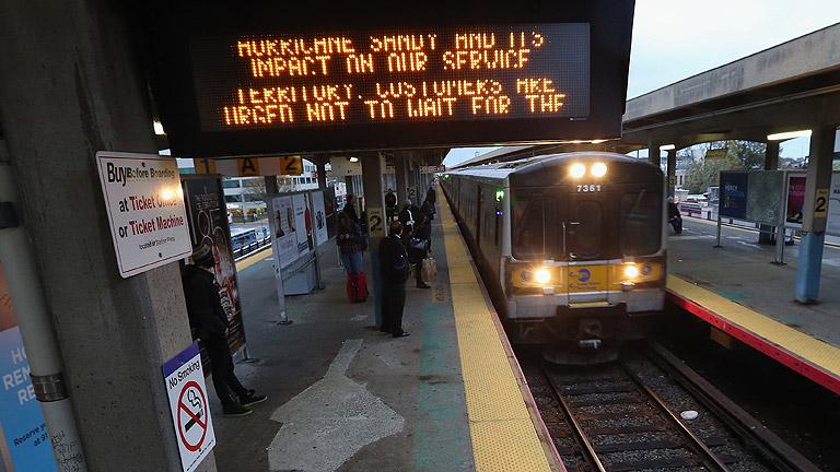 """Nueva York se prepara para la llegada del huracán """"Sandy"""""""