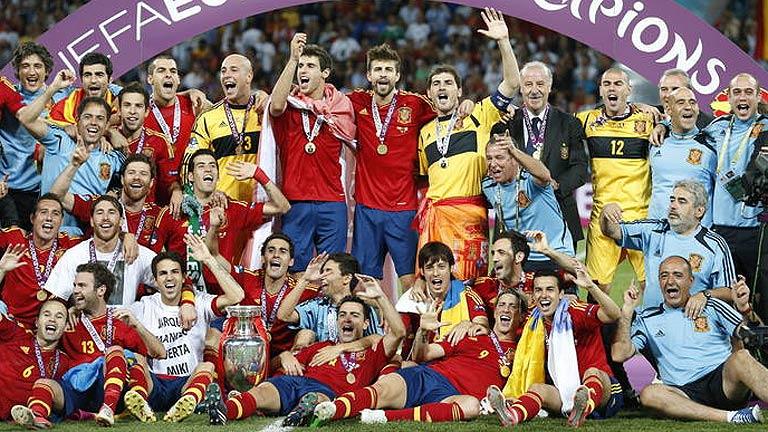 Nueve españoles optan a ser el mejor jugador de Europa