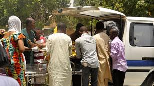 Ver vídeo  'Nuevo atentado contra grupos cristianos en Nigeria'