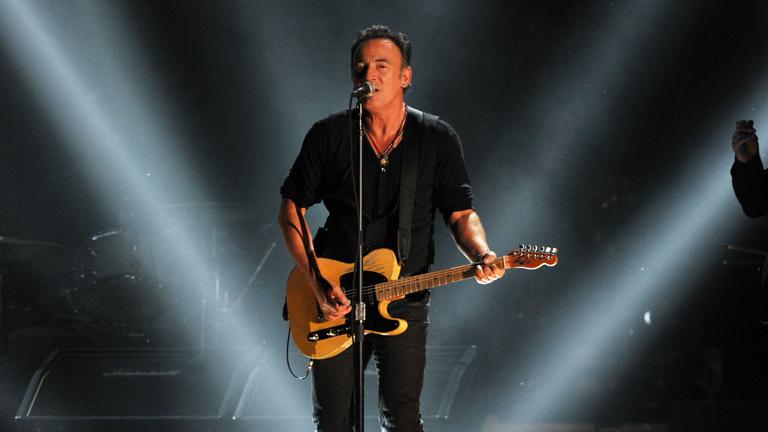 """""""Wrecking Ball"""" es el nuevo disco de Bruce Springsteen"""