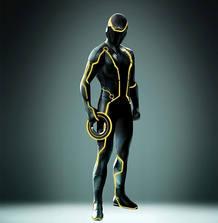 El nuevo diseño de los uniformes de 'Tron', que cambia el blanco por el negro