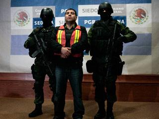 Ver vídeo  'Nuevo golpe al narcotráfico en México con la detención de un cabecilla del cartel de Sinaloa'