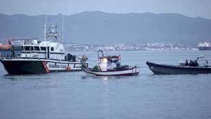 Ver vídeo  'Nuevo incidente en aguas cercanas a Gibraltar'