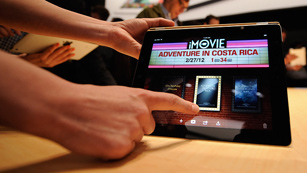 Ver vídeo  'El nuevo iPad: en alta resolución y con 4G'