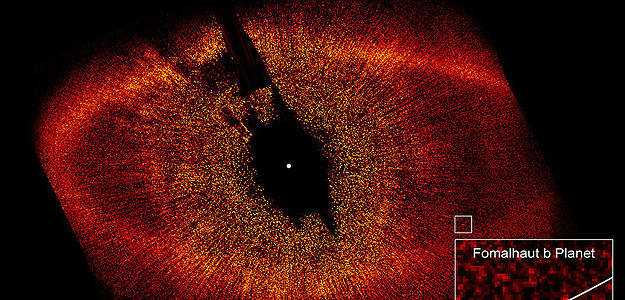 Nuevo planeta descubierto por Hubble