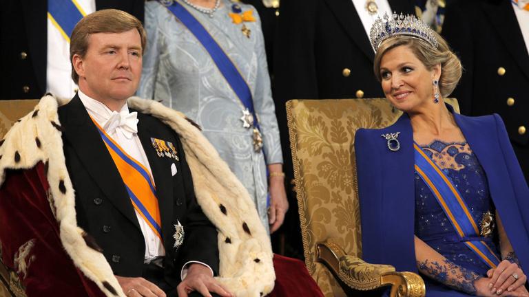 Guillermo Alejandro, nuevo rey de los Países Bajos