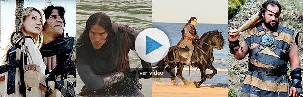 Nuevo Tráiler de 'El Capitán Trueno y el Santo Grial'