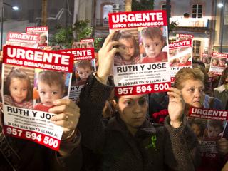 Ver vídeo  'Nuevos datos sobre los niños desaparecidos en Córdoba'