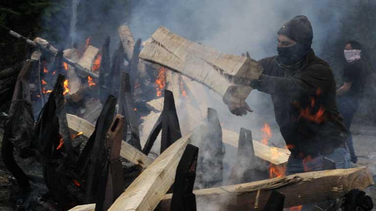 La minería española: cuarenta días de lucha