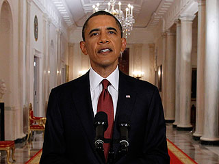 Ver vídeo  'Obama anuncia la muerte de Bin Laden'