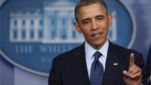 Ir al Video Obama denuncia que los recortes destruirán 750.000 empleos