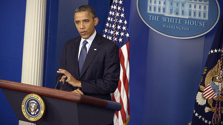 Obama reclama una urgente inyección de capital en la banca europea para estabilizar el sistema financiero