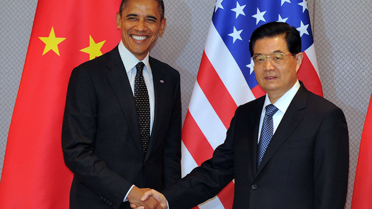 Obama intenta convencer a China para que Corea del Norte no lance su satélite