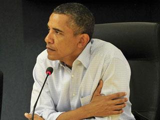 Ver vídeo  'Obama pide unidad ante el huracán Irene'