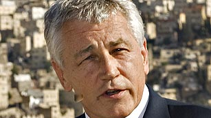 Obama nomina al republicano Chuck Hagel como nuevo secretari