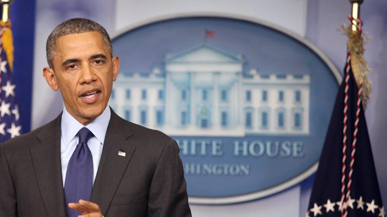 """Obama: """"Ha sido una semana difícil pero hemos vuelto a ver el carácter de nuestro país"""""""