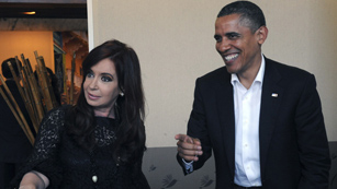 Ver vídeo  'Obama suspende beneficios comerciales para las exportaciones argentinas'