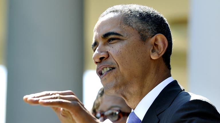 """Obama urge a los republicanos a """"reabrir"""" las actividades del Gobierno federal"""