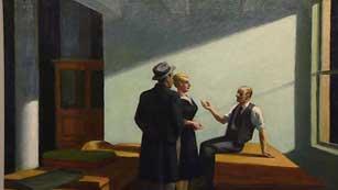 Ver vídeo  'La obra de Hopper expuesta en el Museo Thyssen de Madrid'