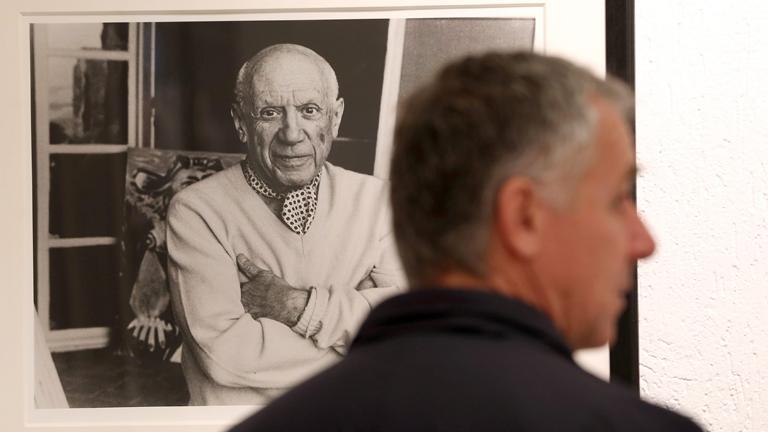 La obra de Picasso sigue 'girando' 40 después de su muerte