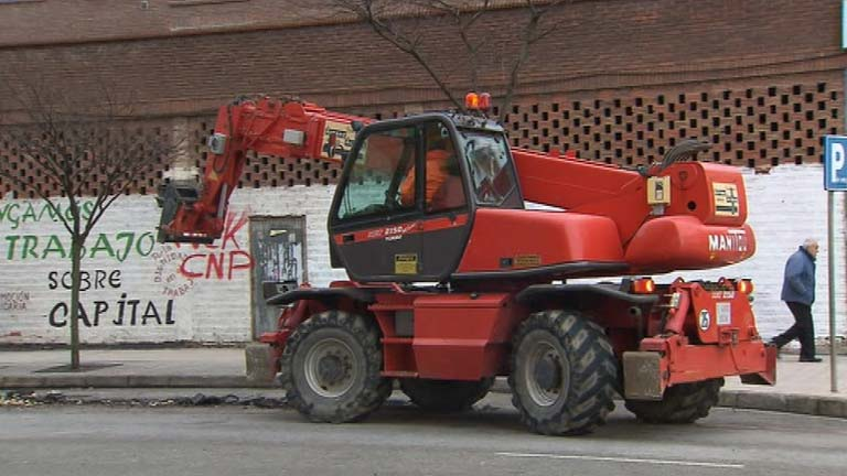 Se inician los trabajos para poner fin al bulevar y restablecer el tráfico en Gamonal