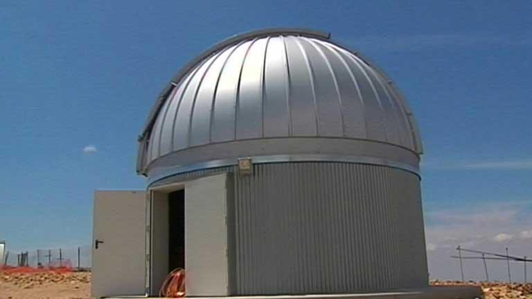 El telescopio con el mayor campo de visión del mundo será instalado en Teruel