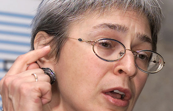 Informe semanal - Politkóvskaya, las sombras de un juicio