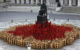 On Off: Tunick rinde homenaje a la ópera