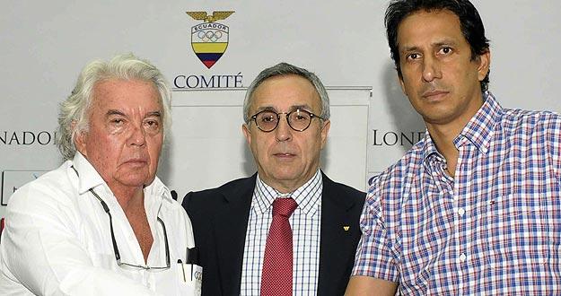 Alejandro Blanco, presidente del COE, antes de viajar a Quebec ha tenido que mediar entre el Ministerio de Deportes de Ecuador y el Comité Olímpico Ecuatoriano (COE).