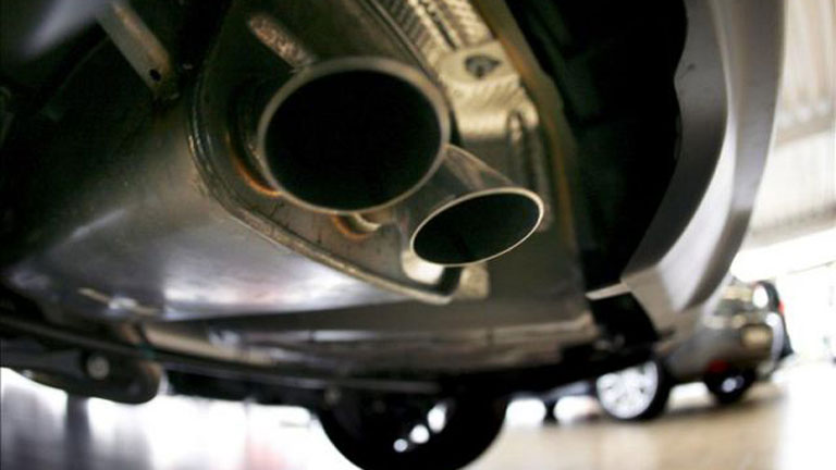 Los gases que emiten los vehículos diésel son cancerígenos