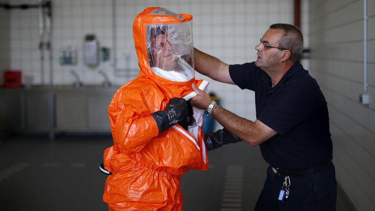 La OMS prepara una hoja de ruta para luchar contra el Ébola