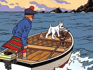 Ver vídeo  'On Off: Los mundos de Tintín'