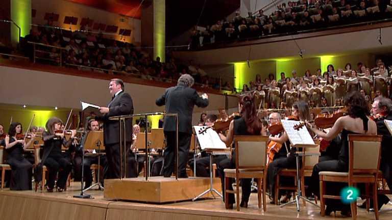 Los conciertos de La 2 - ONE 8ª Sinfonía de Mahler