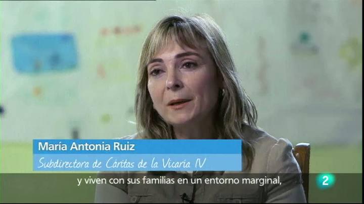 Para Todos La 2 - ONG Caritas Madrid